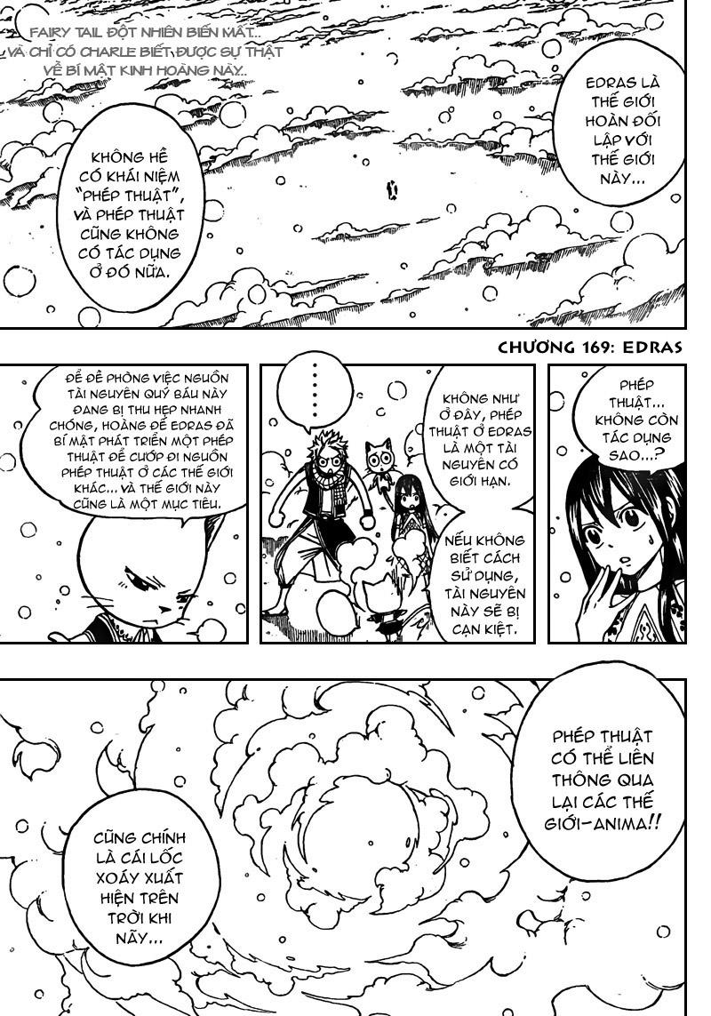 TruyenHay.Com - Ảnh 2 - Fairy Tail Chap 169