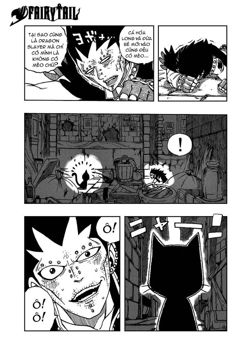 TruyenHay.Com - Ảnh 3 - Fairy Tail Chap 167