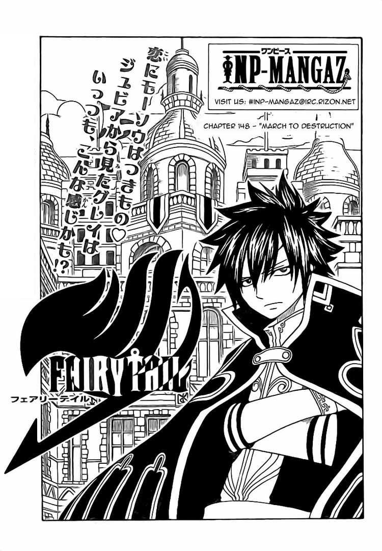 TruyenHay.Com - Ảnh 1 - Fairy Tail Chap 148