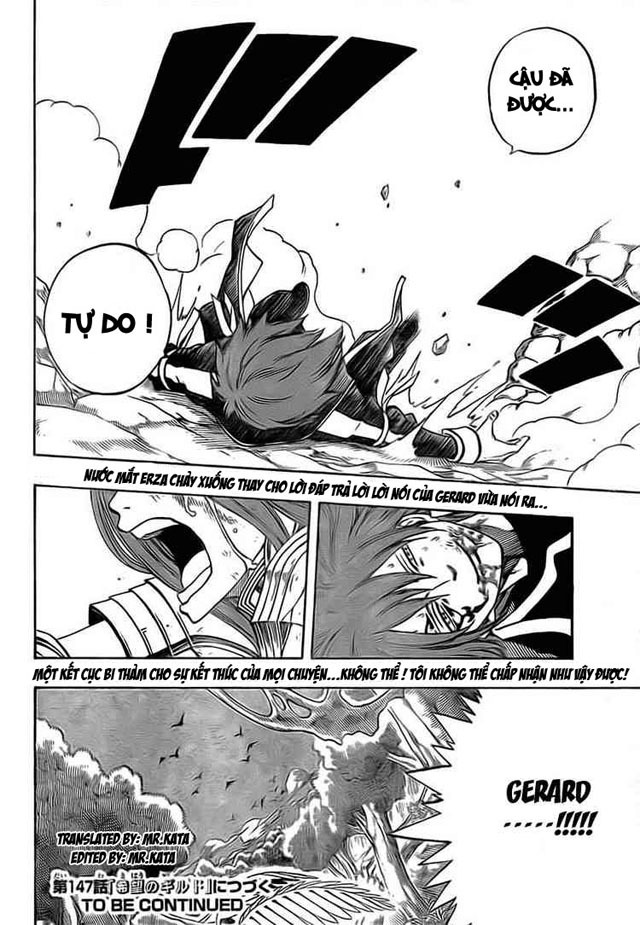 TruyenHay.Com - Ảnh 22 - Fairy Tail Chap 146