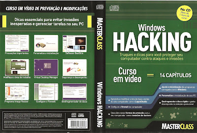 Curso em Vídeo - Windows Hacking - 14 Capítulos CAPA1 001
