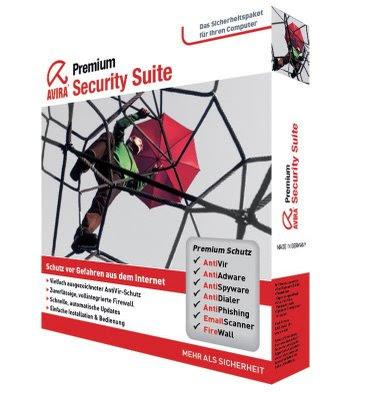 Avira AntiVir Premium Security Suite 10.0.0.13 Final avira premium security suite 8 2 0 247