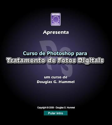 Curso de Photoshop - Tratamento de Fotos Digitais sdgfsdfgfsd
