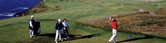 Golfová výbava I golfová výstroj