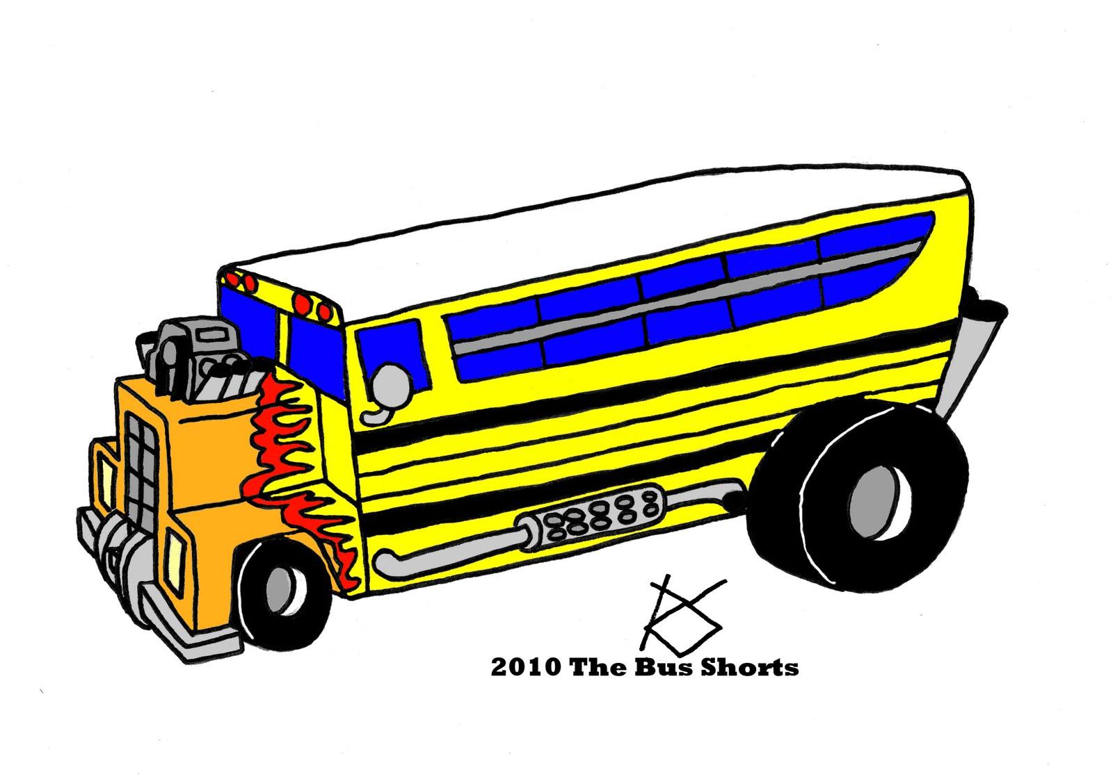 the bus shorts hot rod bus rh thebusshorts blogspot com Hot Rod Car Clip Art Hot Rod Boat Clip Art
