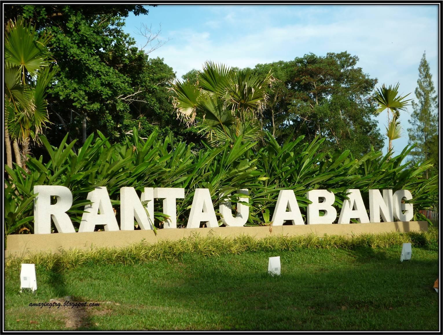 Rantau Malaysia  city pictures gallery : ... Penyu Menggamit Pengunjung Ke Rantau Abang... | Terengganu Traveler