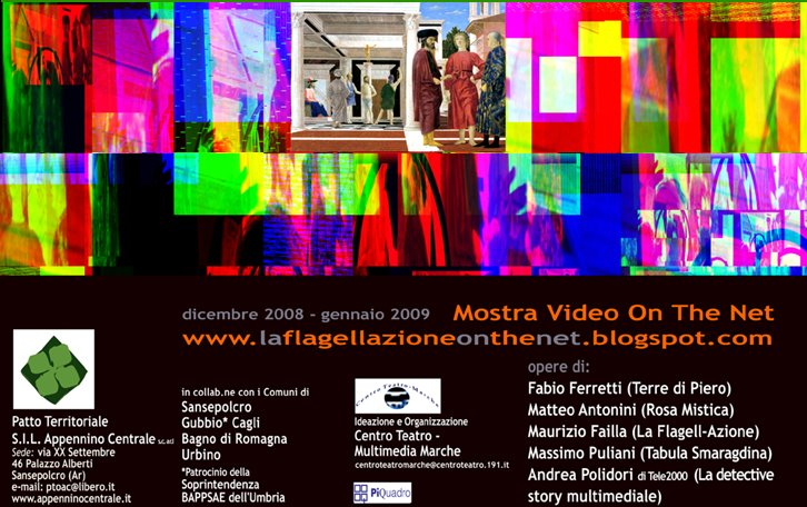 La Flagellazione di Piero-Mostra video on the net