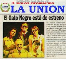 """La Unión - """"El Gato Negro está de estreno"""""""