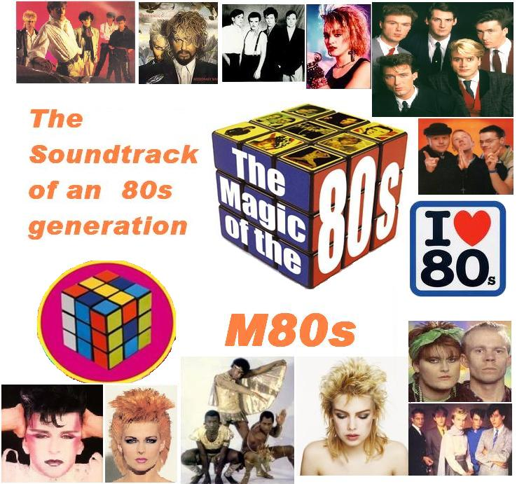 M80s Soundtrack for an 80s Generation