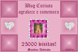 BLOG CURIOSA-25.000 VISITAS