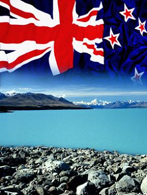New Zealand - I'm looking forward to my first visit one day