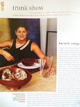 GABRIELA AT FOOD and WINE Magazine