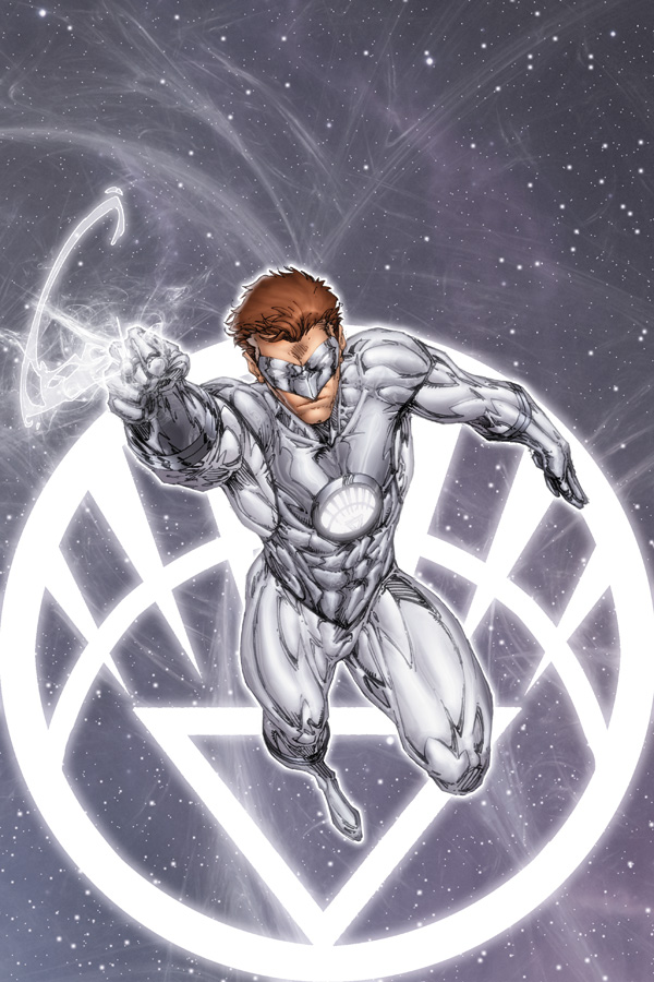 Demonpuppy's Wicked Awesome Art Blog: White Lantern and more con news.
