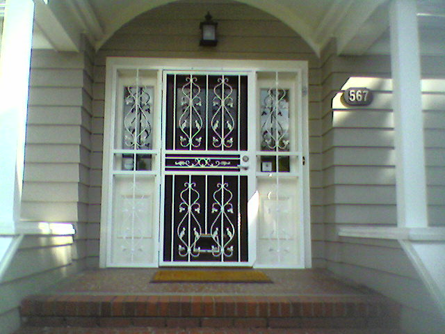 Robberstoppers Community Info Blog Security Doors