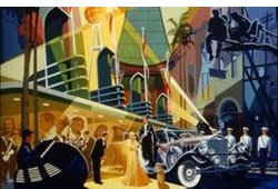 Disney MGM Studios Original Artwork