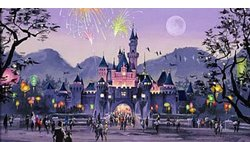 Hong Kong Disneyland Artwork