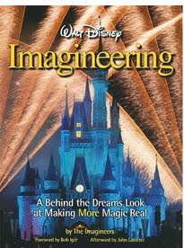 New Walt Disney imagineering book !