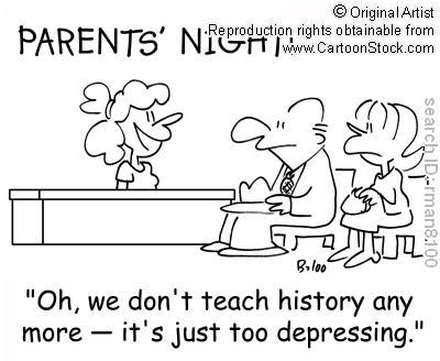 Teacher dating a parent