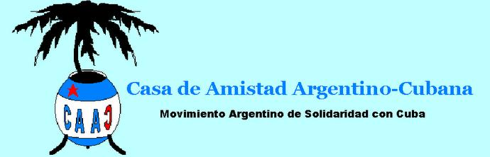 Casa de Amistad Argentino - Cubana