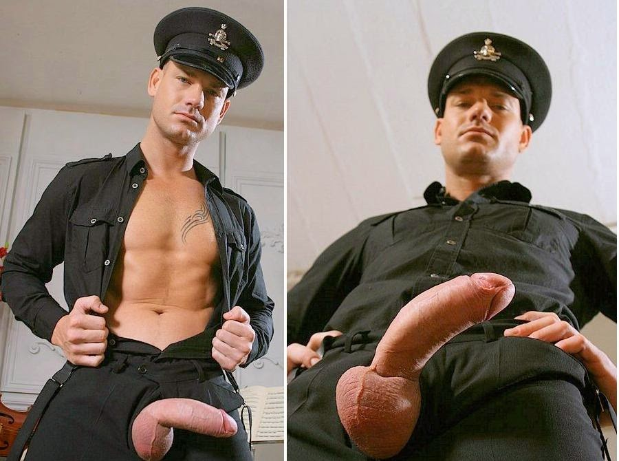 Cock Police 16