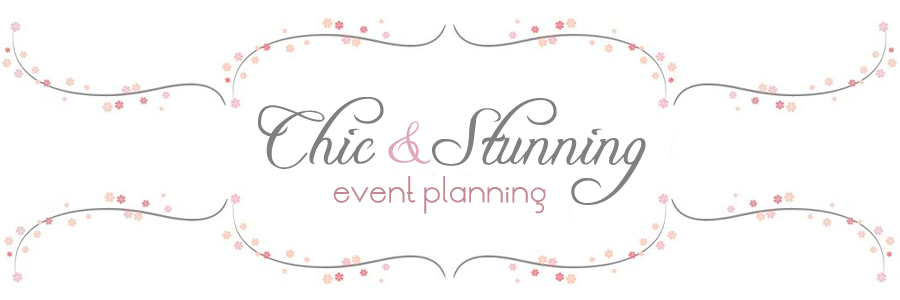 Chic and Stunning Events