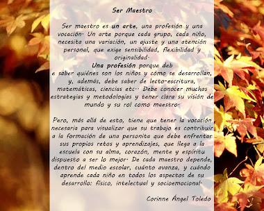 Ser Maestro...