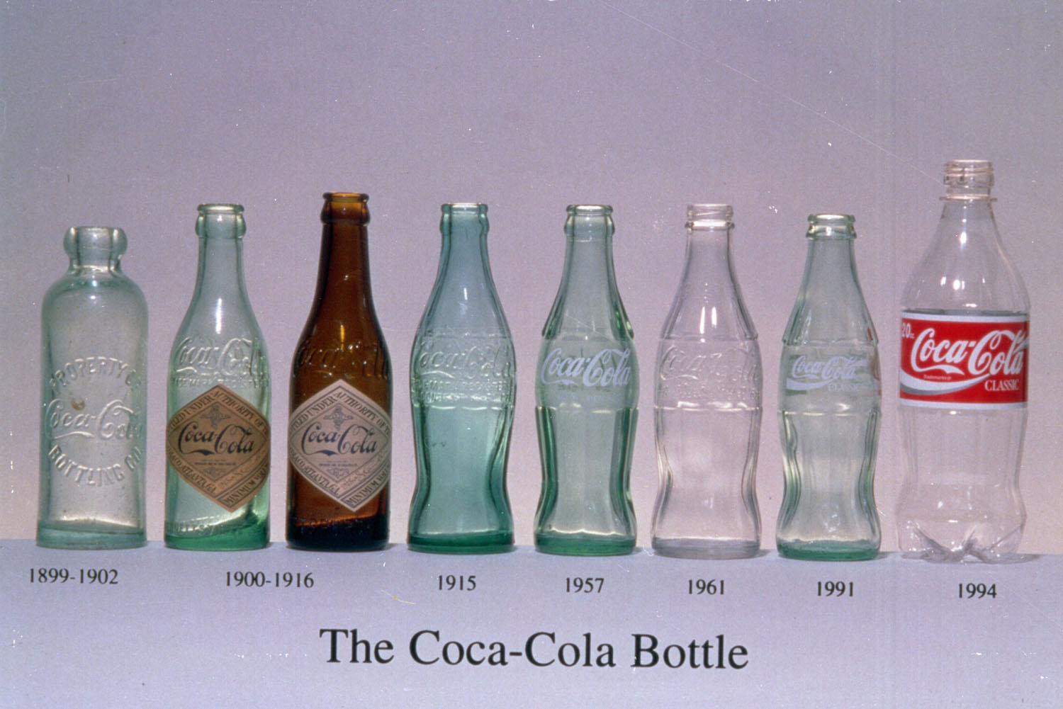 Dating old coca cola bottles
