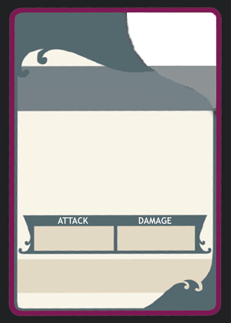 Hall or Nothing Productions Ltd: Castle Ravenloft Hero Power card ...