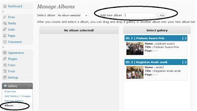 album foto 7 Membuat Album Foto pada Wordpress CMS dengan Plugin NextGEN Gallery
