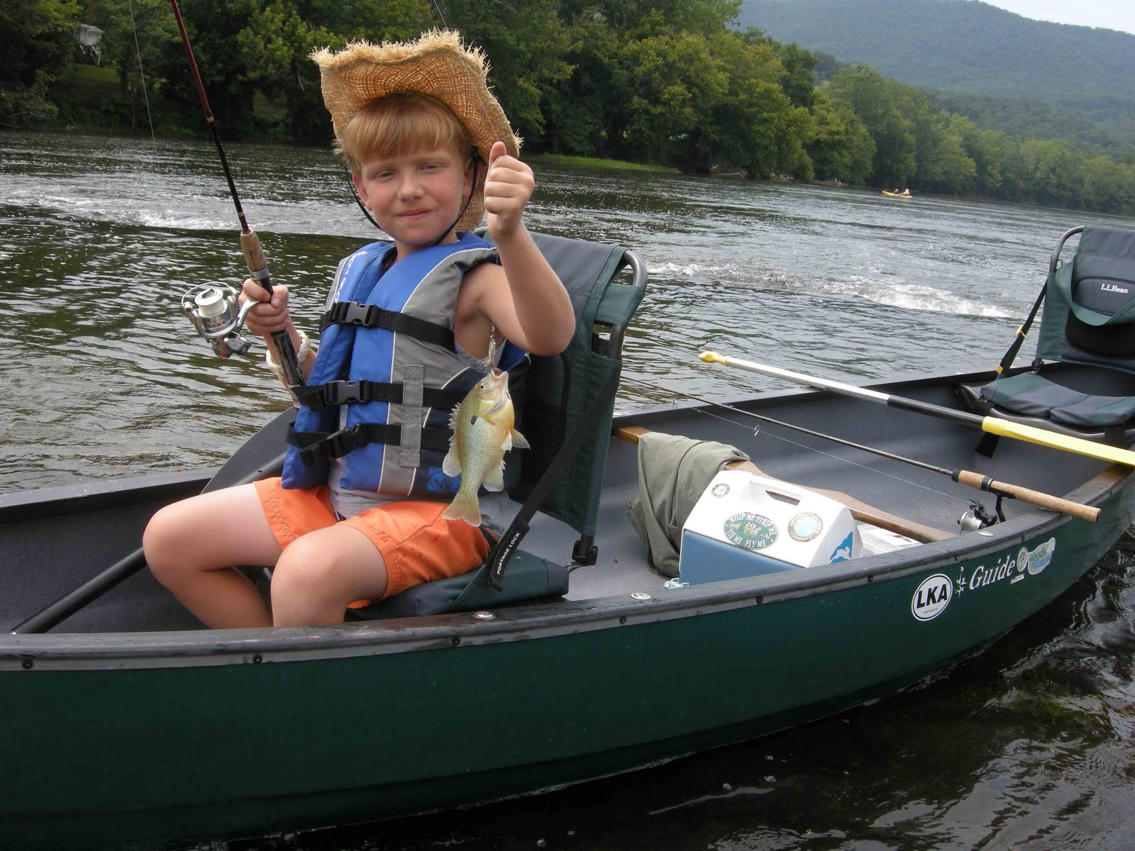 July 17 shenandoah river rodeo recap mccotter 39 s lake for Lake anna fishing