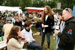 Roskilde backstage 2007