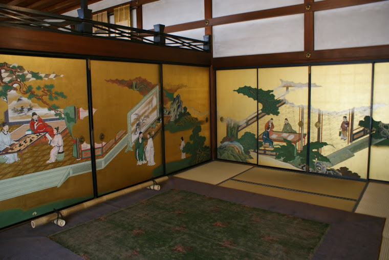 Screen Paintings
