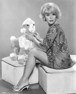 Elke Sommer was an interesting 1960s phenomenon.