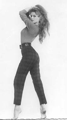 Brigitte Bardot again.