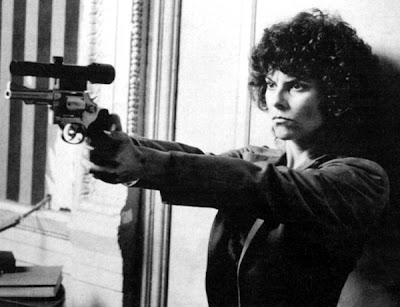 Adrienne Barbeau from the magnificent movie Escape From New York.