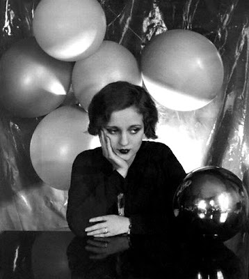 A youthful Tallulah Bankhead.