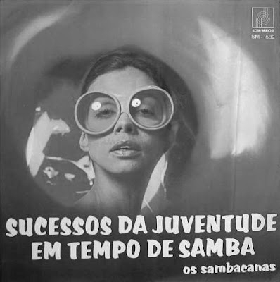 Don't do the Samba in goggles.