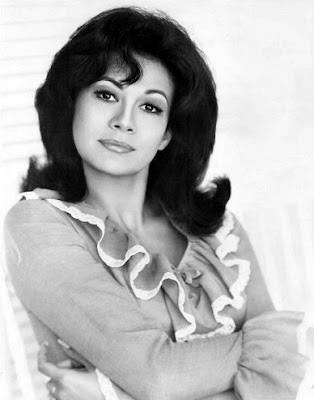 The lovely Barbara Luna.