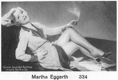 Martha feels GOOOOOOOD!