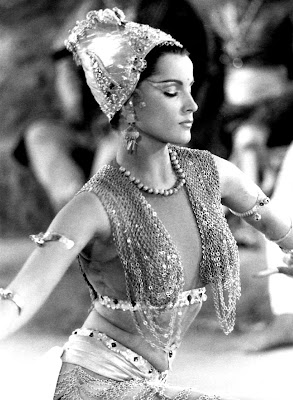 And, finally, the always lovely Debra Paget.