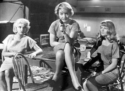 Shirley Knight on the right in House of Women.
