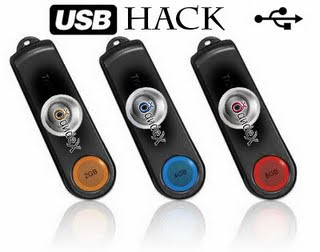 USB Rater Hack