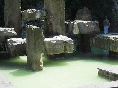 Matsesta Mineral Springs, Sochi