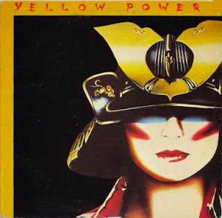 Tony Carey - Yellow Power (1982)
