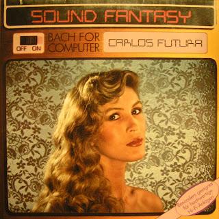 Carlos Futura - Bach For Computer (1979)
