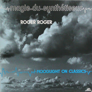Roger Roger - Magie Du Synthtiseur - Mooglight On Classics (Perspective PER8001, 1980)