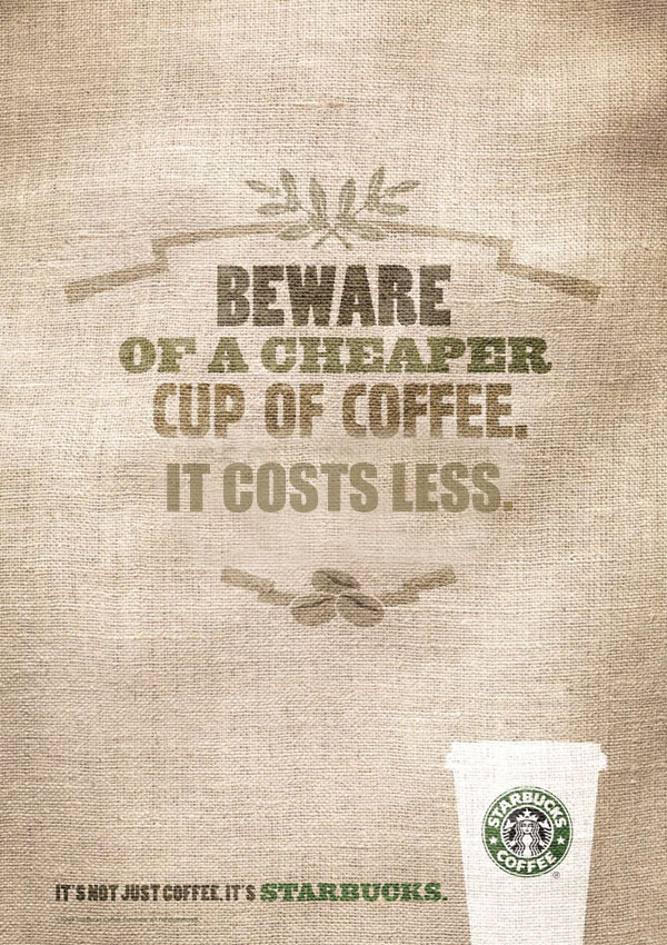 fair trade coffee starbucks marketing essay Starbucks is no 1 specialty coffee retailer of - in terms of market share and market capitalization (1997, £45966 million and sales growth 209%) [1] it is a global organisation with 16,000 coffee shops in 15 countries world-wide.