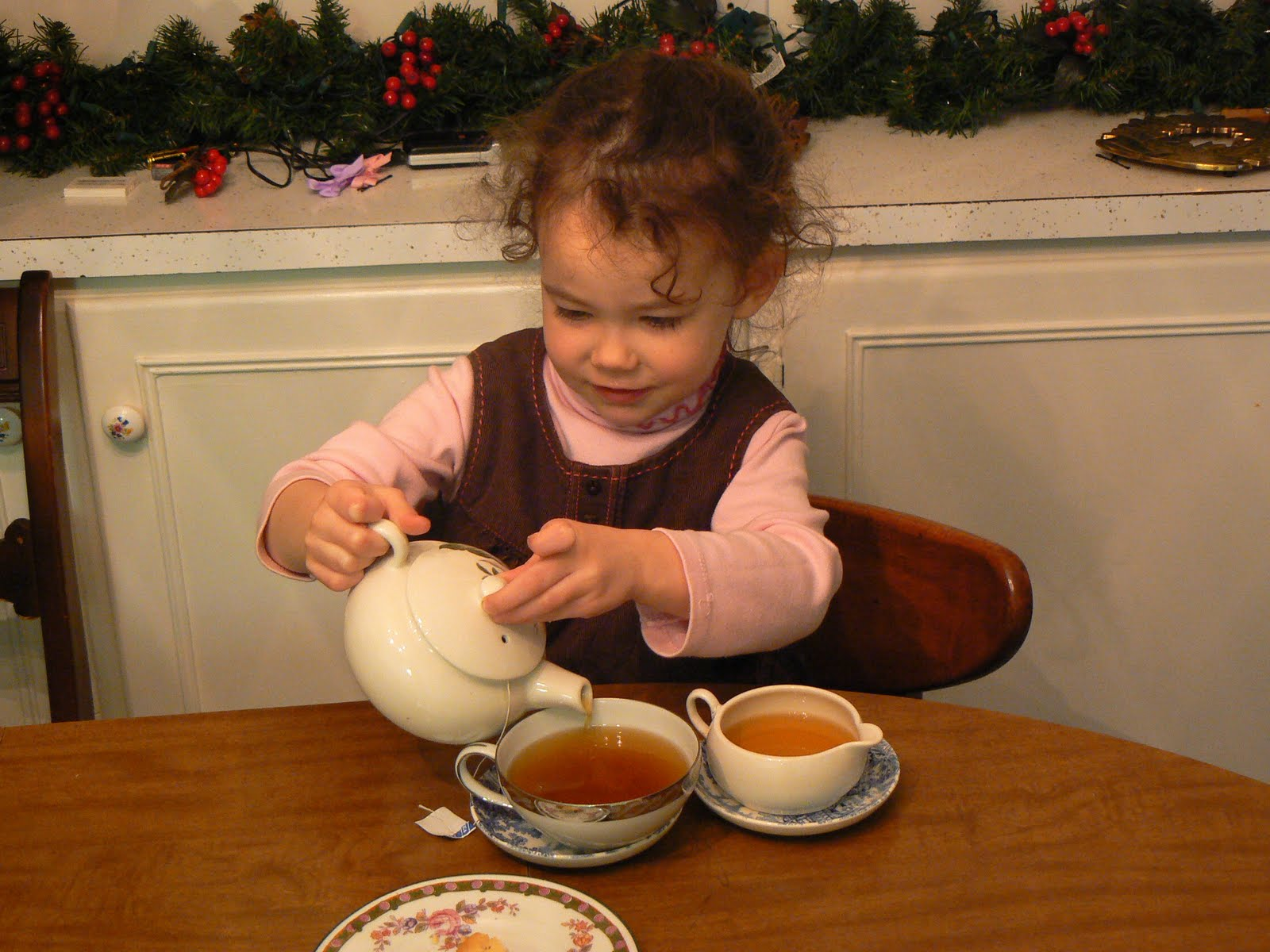 Can My Toddler Drink Tea