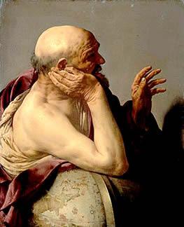 ¿Heráclito o Parménides?