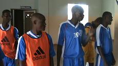 Camara ,David, Elingué et Kader Ali